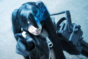 Black Rock Shooter by kiachan91
