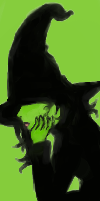 Elphaba - Wicked by Pfefferminze