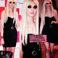 Photopack #4 - Taylor Momsen. by whereveryousmile