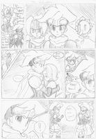 ::Sol Comic Pg 12:: by ChibixGunner