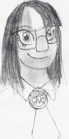 Head shot: Twilight Sparkle by AC-Drawings