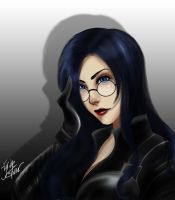 Baroness_quick sketch by TyrineCarver