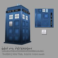 TARDIS by TheBothan