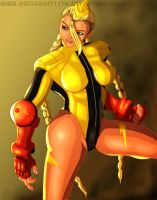 Cammy:KillBill by holyghost13th