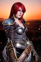 Ironscale Shyvana 6 by Kinpatsu-Cosplay