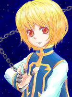 Kurapika~~6u6 by Foxmi