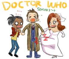 Doctor Who 02 by Bloodmilkk