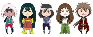 Naruto Chibi Adoptables #7 [CLOSED] by Purinsesu-sama