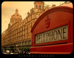 London Vol 1...... Harrods by brooze