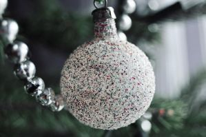 What's a Christmas tree without tinsel by cassie93