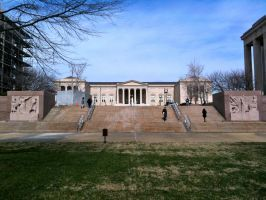 JOHN MARSHALL PARK RELIEFS by 44NATHAN