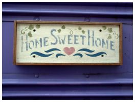 Home Sweet Home by katnature