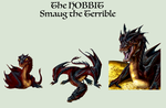 Adopt -Smaug the terrible- by elen89