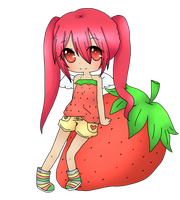 strawberries? by Kathychanx