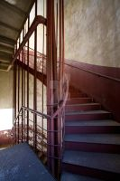 The Red Stairs by explicitly