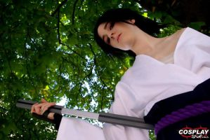 +Uchiha Sasuke+ Naruto Cosplay by carrie-monster