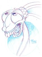 Conejo Sonriente sketch. by POLO-JASSO
