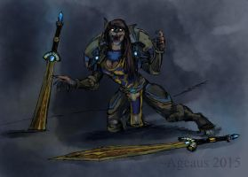 Curse of the Worgen by Ageaus