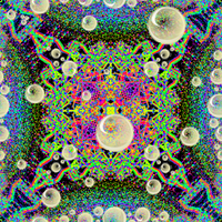 Fractal with Bubbles by fugitive247