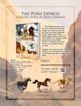 The Pony Express Book Info by AN-ChristianComics