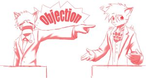 Objection by RedWolfXlll