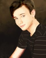 Chris Colfer by LauraLeeIlly