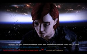 Mass Effect 3 - Improved Ending by Shindiggery