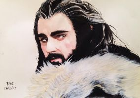 Thorin Oakenshield by alpregrade