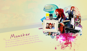 paramore by shrewsoul