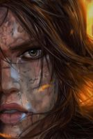 Tomb Raider Reborn Contest by LadyGT