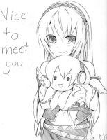 Nice to meet you by Allythechibilfan