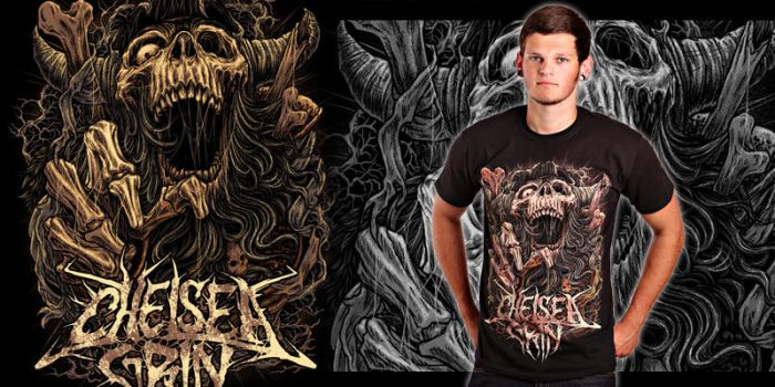 chelsea grin - mouth by GTHC85