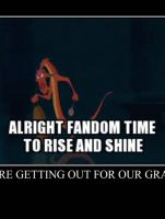 Rise of the Fandom :D by Theavengercoat