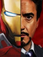 The Iron Tony by NicolaMichelle
