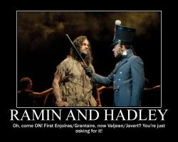Ramin and Hadley 2 by MlleRevenant