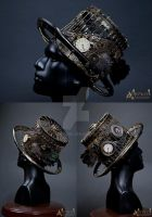 Steampunk Hat by Aetherwerk