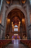 Liverpool Cathedral by CharmingPhotography