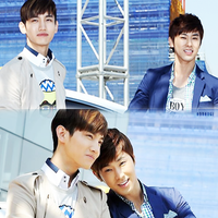 TVXQ - Yunho and Max by anna06i