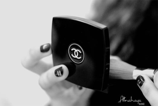 Chanel - Black And White by ALMahaya