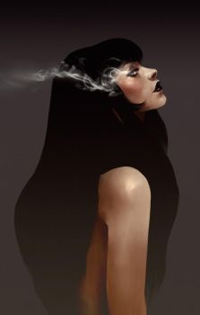 smoke eyes by andrahilde