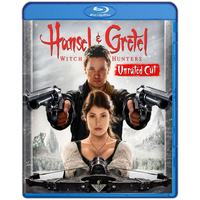 Hansel and Gretel Witch Hunters by prestigee