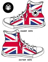 British Flag by gucksshoes