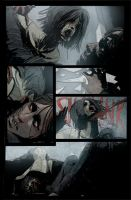 Silent Hill Downpour: Anne's Story #3 Page 7 by T-RexJones