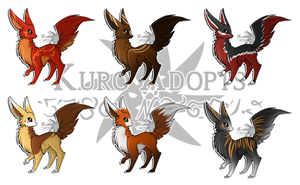 Vexikus Auction: SOLD by Kuro-Creations