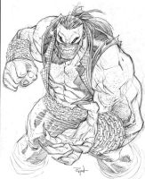 Pitt by RyanOttley