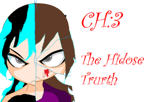 ch 3 cover ~the hidose truth by darkangel12344