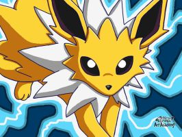Jolteon by 29steph5