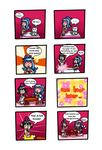 CE for Lovelychu- Cards Against Mira by Warped-Dragonfly