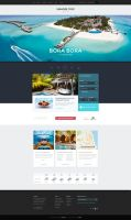 ParadiseCove WordPress Hotel theme by ThemeFuse