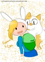 Fionna And Cake by Nypony